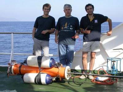 AOB team during MREA'03